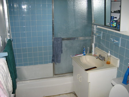 1 of 2 bathrooms