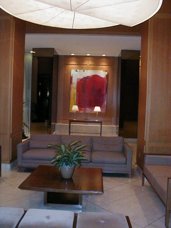 Lobby Reception Area
