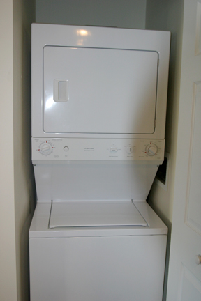 Washer/Dryer in-unit