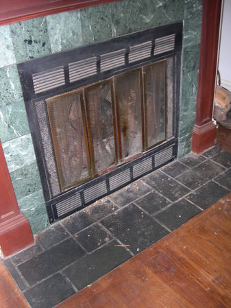 Fireplace / Mantel
