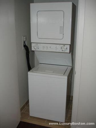 In-Unit Washer Dryer