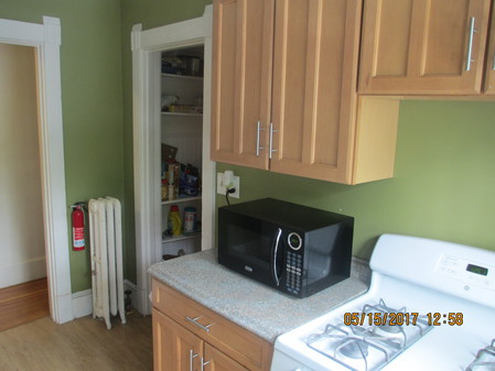 Kitchen to Pantry