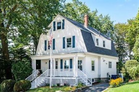 Single Family Home for Rent at Manthorne Road 8 Manthorne Road Boston, Massachusetts 02132 United States