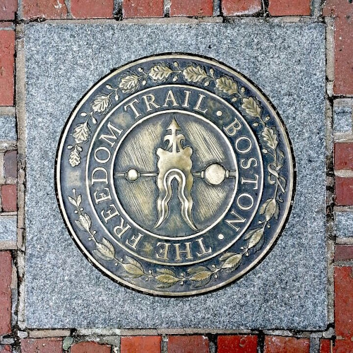 Boston Freedom Trail Free