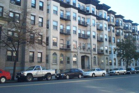 Apartment Buildings Near Fenway Park