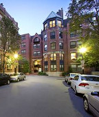 Garrison Square, Luxury Living in Boston's Back Bay