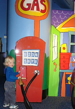 PlaySpace exhibit