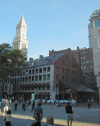 South Market Building, Faneuil Hall Marketplace, Boston
